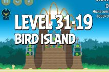 Angry Birds Bird Island Level 31-19 Walkthrough