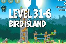 Angry Birds Bird Island Level 31-6 Walkthrough