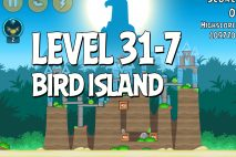Angry Birds Bird Island Level 31-7 Walkthrough