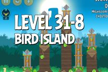 Angry Birds Bird Island Level 31-8 Walkthrough