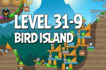 Angry Birds Bird Island Level 31-9 Walkthrough