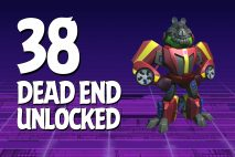 Let's Play Angry Birds Transformers | Part 38 | Dead End