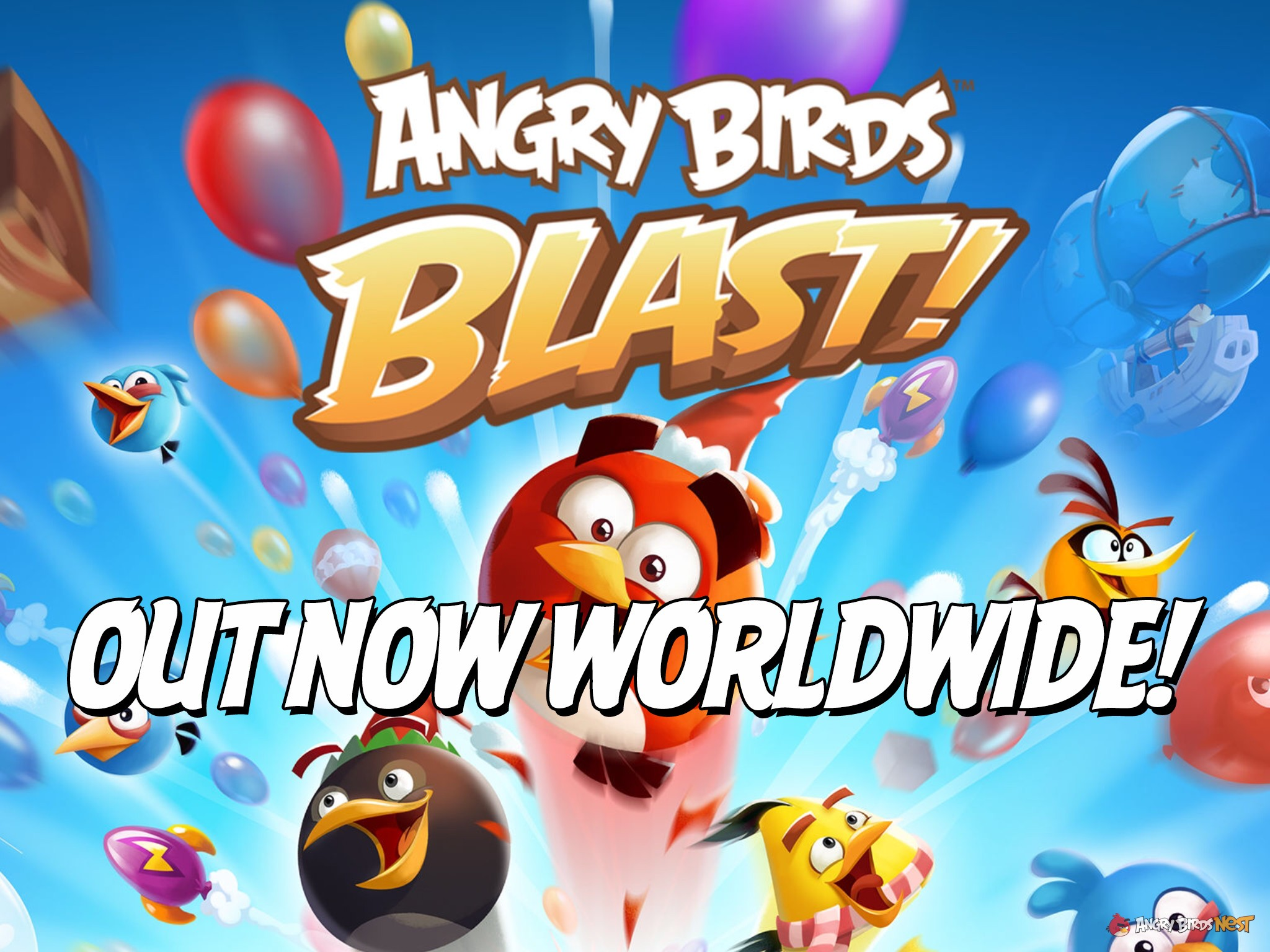 Angry Birds Blast! Out Now Worldwide For iOS and Android ...