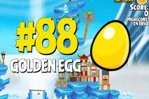 Angry Birds Seasons Ragnahog Golden Egg #88 Walkthrough
