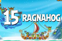 Angry Birds Seasons Ragnahog Level 1-15 Walkthrough