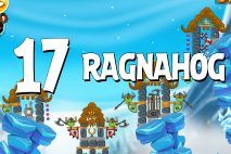 Angry Birds Seasons Ragnahog Level 1-17 Walkthrough