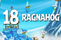 Angry Birds Seasons Ragnahog Level 1-18 Walkthrough