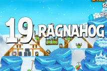 Angry Birds Seasons Ragnahog Level 1-19 Walkthrough