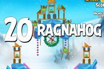 Angry Birds Seasons Ragnahog Level 1-20 Walkthrough