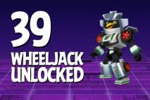 Let's Play Angry Birds Transformers   Part 39   Wheeljack