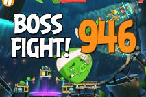 Angry Birds 2 Boss Fight Level 946 Walkthrough – Bamboo Forest Central Pork