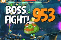 Angry Birds 2 Boss Fight Level 953 Walkthrough – Bamboo Forest Central Pork