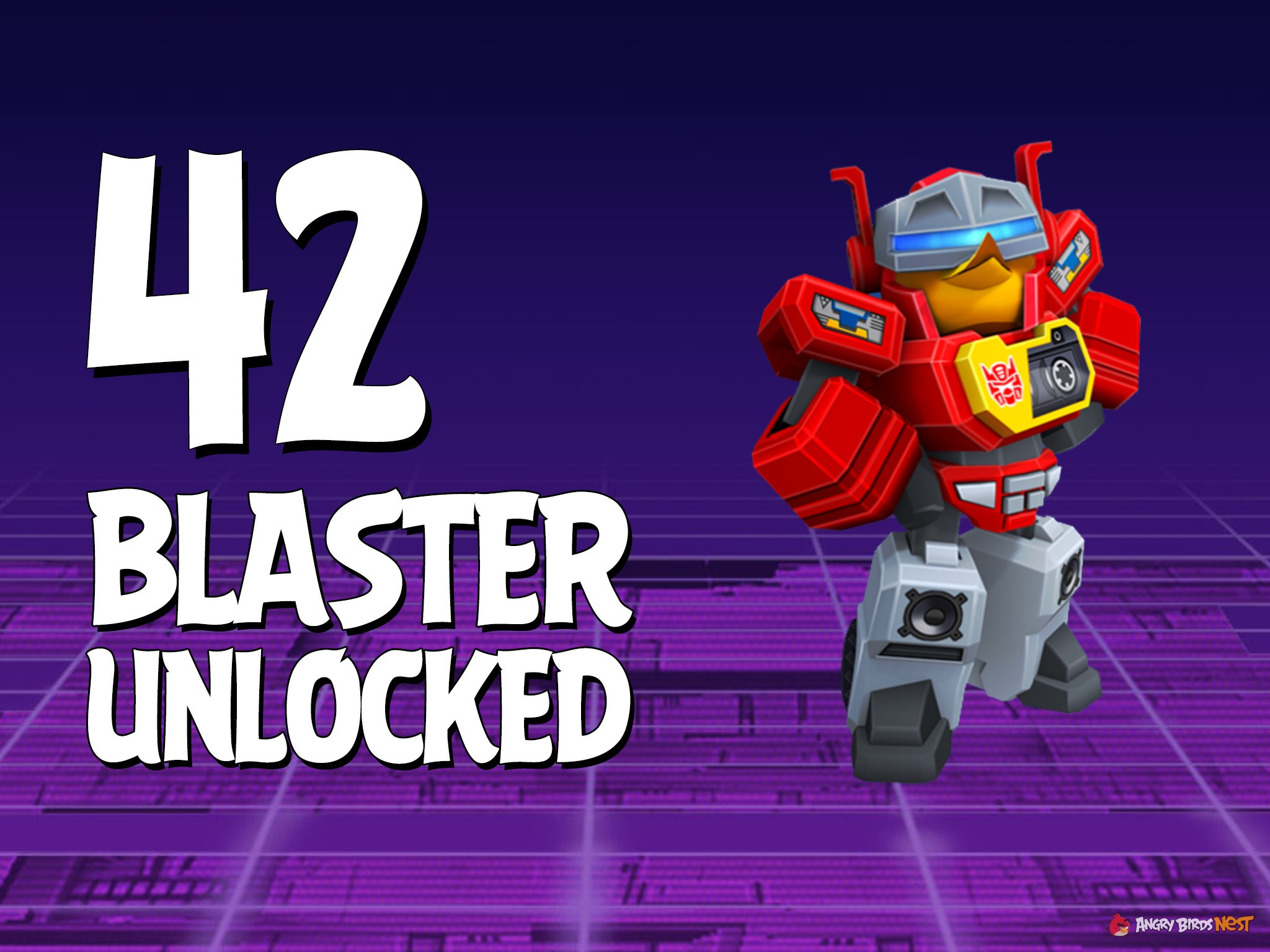 Let's Play Angry Birds Transformers | Part 42 | Blaster ...