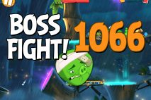 Angry Birds 2 Boss Fight Level 1066 Walkthrough – Bamboo Forest Boarneo