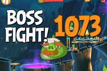 Angry Birds 2 Boss Fight Level 1073 Walkthrough – Bamboo Forest Boarneo