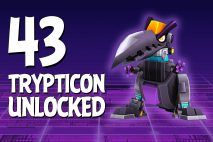 Let's Play Angry Birds Transformers | Part 43 | Trypticon