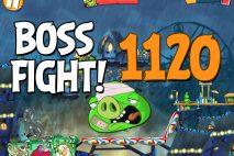 Angry Birds 2 Boss Fight Level 1120 Walkthrough – Pig City Got Ham City