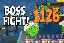 Angry Birds 2 Boss Fight Level 1126 Walkthrough – Pig City Got Ham City