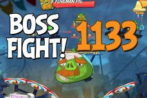Angry Birds 2 Boss Fight Level 1133 Walkthrough – Pig City Got Ham City