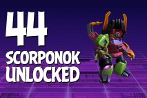 Let's Play Angry Birds Transformers   Part 44   Scorponok