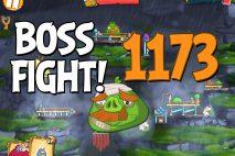 Angry Birds 2 Boss Fight Level 1173 Walkthrough – Cobalt Plateaus Twin Beaks