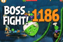 Angry Birds 2 Boss Fight Level 1186 Walkthrough – Bamboo Forest Hog Warts