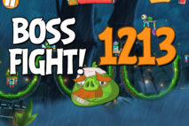Angry Birds 2 Boss Fight Level 1213 Walkthrough – Bamboo Forest Hog Warts