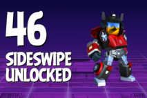Let's Play Angry Birds Transformers | Part 46 | Sideswipe