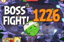 Angry Birds 2 Boss Fight Level 1226 Walkthrough – Cobalt Plateaus Piggymanjaro