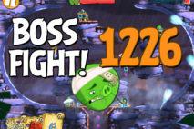 Angry Birds 2 Boss Fight Level 1226 Walkthrough – Cobalt Plateaus Piggymanjaro