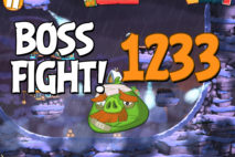 Angry Birds 2 Boss Fight Level 1233 Walkthrough – Cobalt Plateaus Piggymanjaro