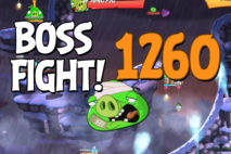Angry Birds 2 Boss Fight Level 1260 Walkthrough – Cobalt Plateaus Piggymanjaro