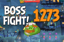 Angry Birds 2 Boss Fight Level 1273 Walkthrough – Pig City Porkyo