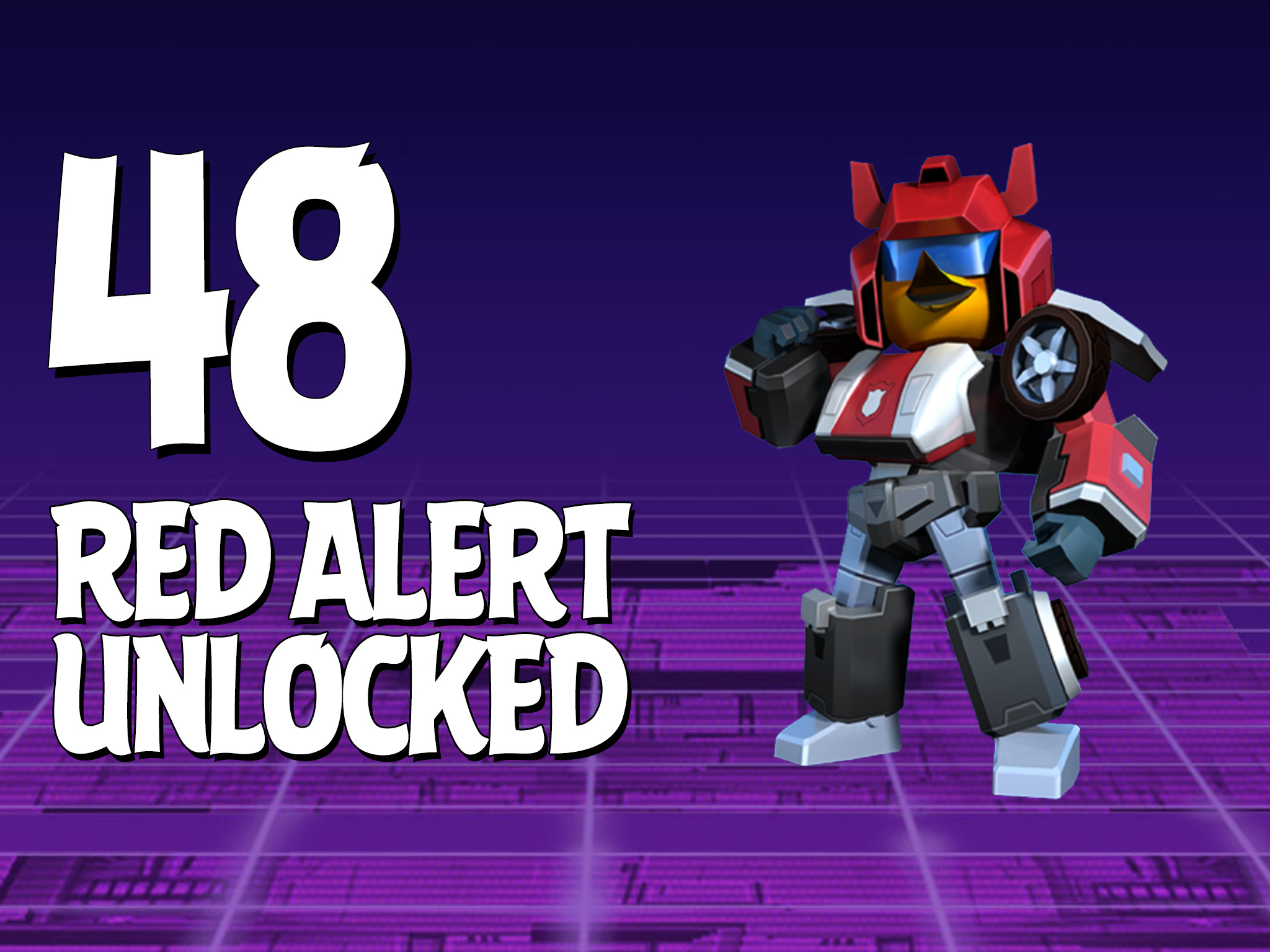 Let S Play Angry Birds Transformers Part 48 Red Alert