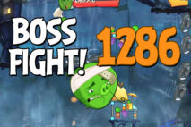 Angry Birds 2 Boss Fight Level 1286 Walkthrough – Pig City Porkyo