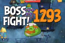 Angry Birds 2 Boss Fight Level 1293 Walkthrough – Pig City Porkyo