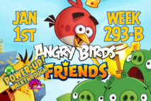 Angry Birds Friends 2017 Tournament 293-B On Now!
