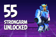 Let's Play Angry Birds Transformers | Part 55 | Strongarm