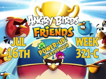 Angry Birds Friends 2018 Tournament 321 C On Now