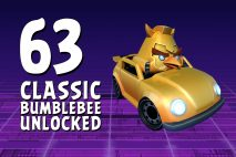 Let's Play Angry Birds Transformers | Part 63 | Classic Bumblebee