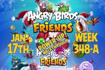 Angry Birds Friends 2019 Tournament 348-A On Now!