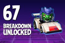 Let's Play Angry Birds Transformers | Part 67 | Breakdown