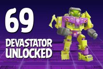 Let's Play Angry Birds Transformers | Part 69 | Devastator