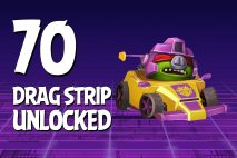 Let's Play Angry Birds Transformers | Part 70 | Drag Strip