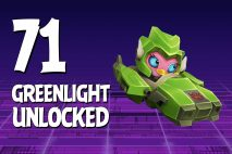 Let's Play Angry Birds Transformers | Part 71 | Greenlight
