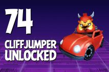 Let's Play Angry Birds Transformers | Part 74 | Cliffjumper