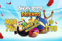 Angry Birds Friends 2020 Tournament T739 On Now!