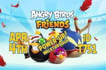 Angry Birds Friends 2020 Tournament T751 On Now!