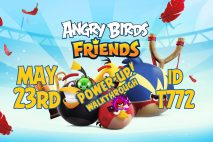 Angry Birds Friends 2020 Tournament T772 On Now!