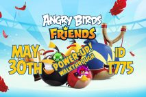 Angry Birds Friends 2020 Tournament T775 On Now!
